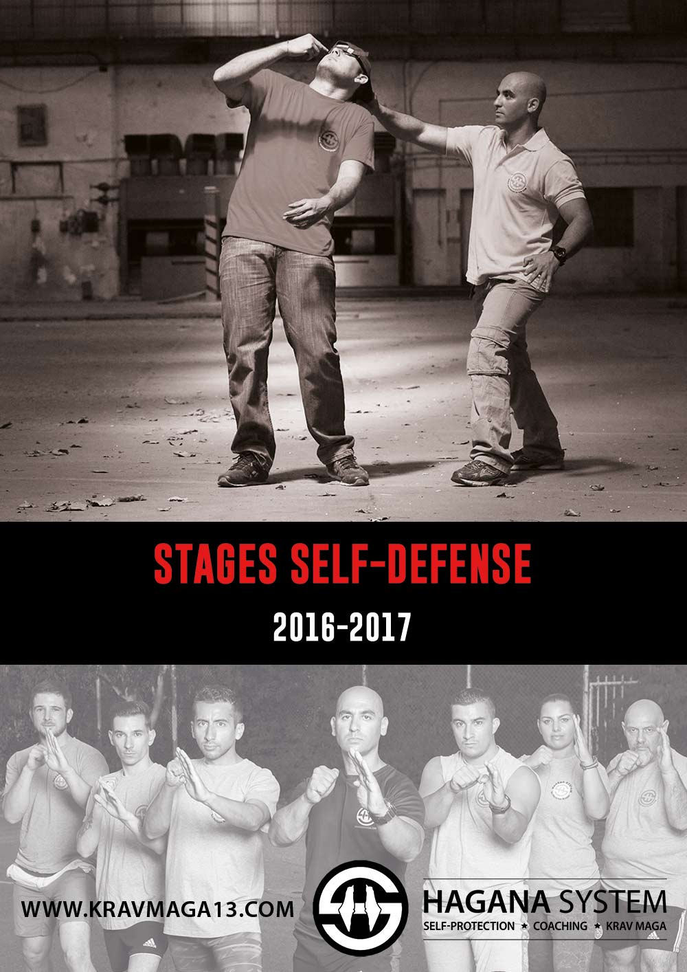 Stages de Krava maga et self-defense à Marseille