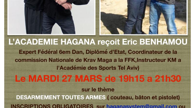 NOUS RECEVONS Eric BENHAMOU le 27/03/2018