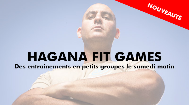Hagana Fit Games