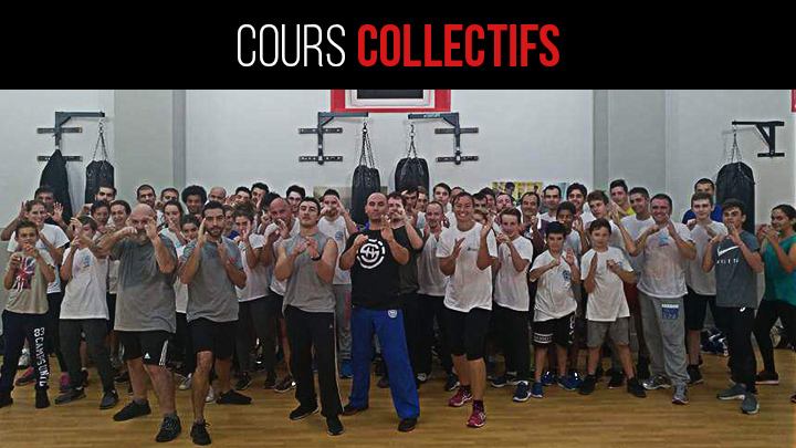 Cours self defense krav maga marseille