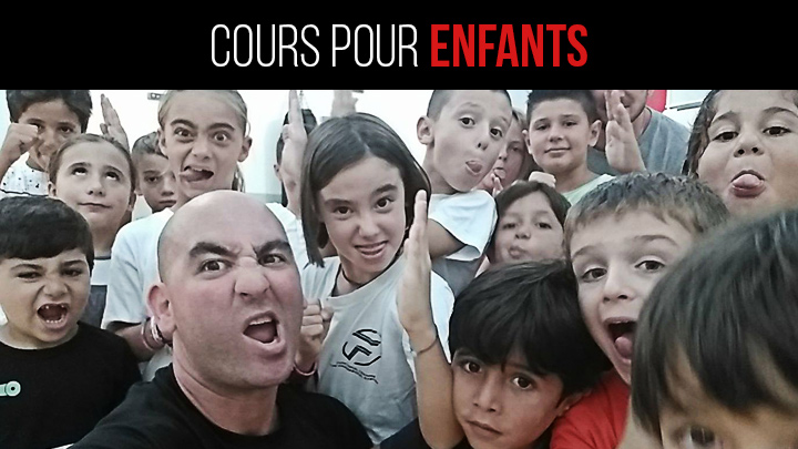 Cours self defense enfants Marseille
