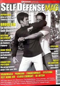 Self Defense Mag Aout 2018