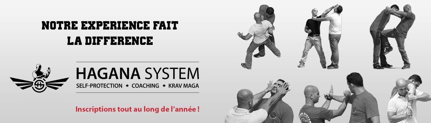 Krav Maga Marseille – Hagana System