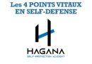 Les 4 Points vitaux DE LA  self-défense de rue