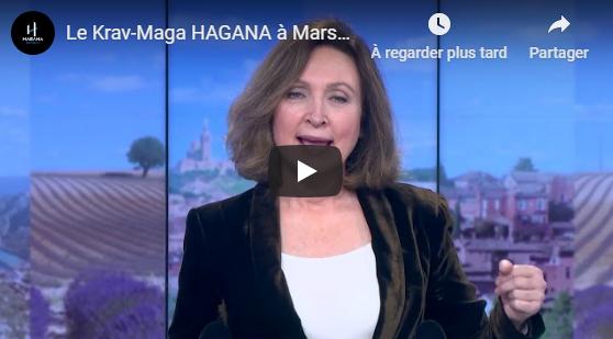 Reportage Hagana System sur France 3