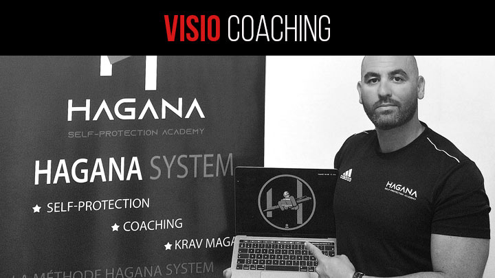 Visio coaching self defense et krav maga